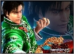 Tekken 5 Dark Rssurection, Lei Wulong